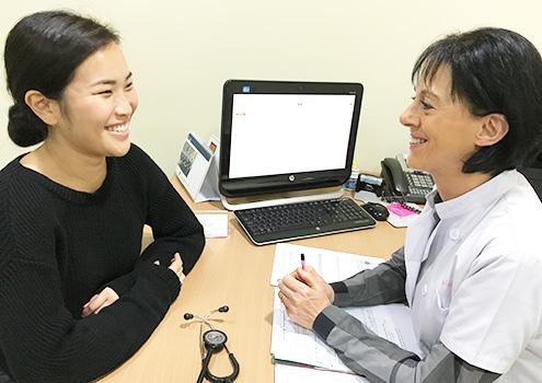 総合医療相談・一般診療(内科)
